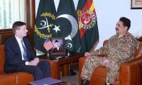 Drone attacks detrimental to Pak-US ties, says COAS