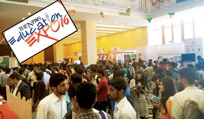 All roads lead to 'The News Education Expo'