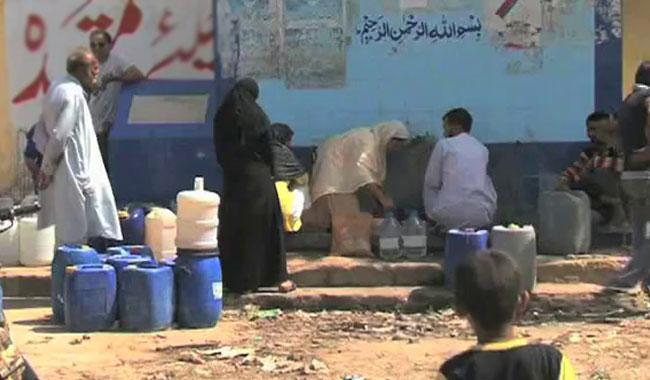 Water crisis adds to Lahorites woes