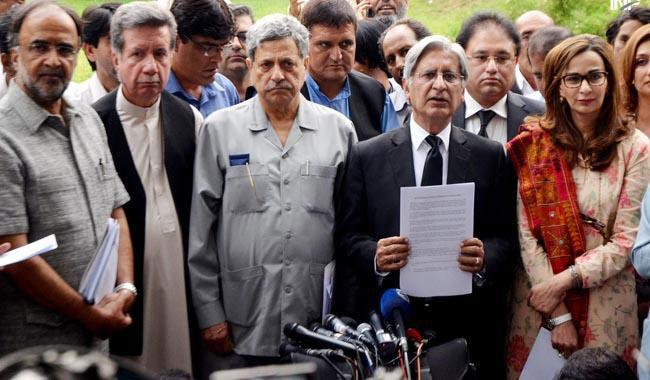 Opposition offers to remove name of PM from ToRs