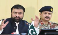 Six Afghan agents arrested in Balochistan
