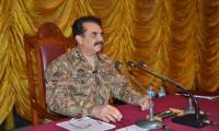Zarb-e-Azb goes on as much needed to eliminate terrorism: COAS