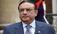 No danger to democracy so no need to meet Nawaz: Zardari
