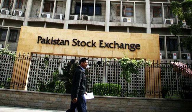 Pak stock market down $3.4bn as Imran plans protest