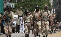 Rangers arrest Asad Kharal from Hyderabad