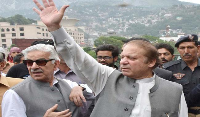 Service to people, not sit-ins, brings success: Nawaz