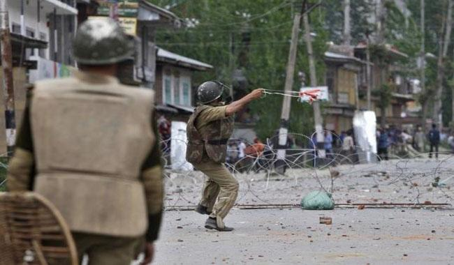 Savagery by Indian forces in held Kashmir