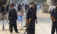 Seven insurgents arrested in Balochistan