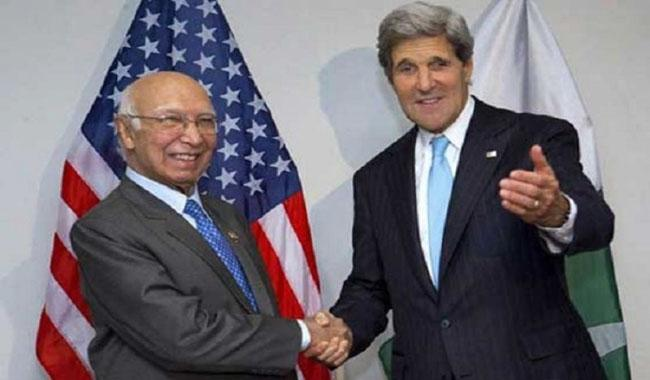 US wants expanded multi-dimensional partnership with Pakistan: Kerry