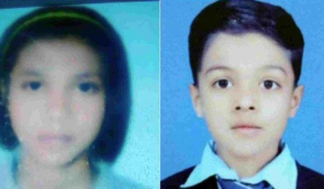 Two more children abducted