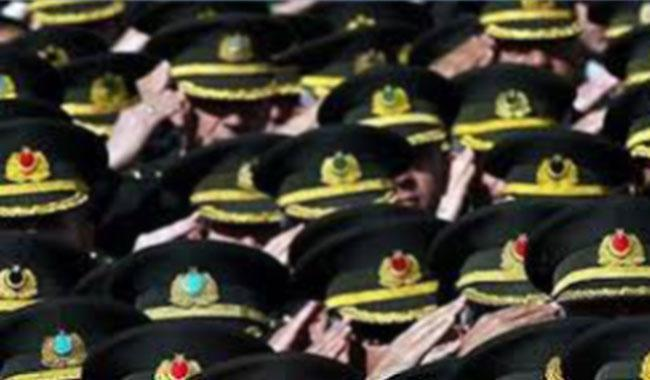 1,684 generals, officers sacked in Turkey