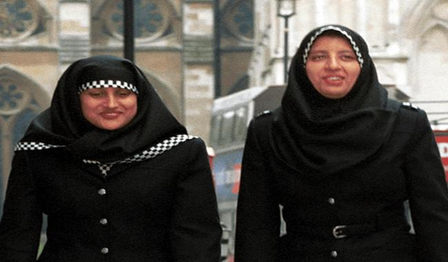 Hijab made part of Police Scotland uniform