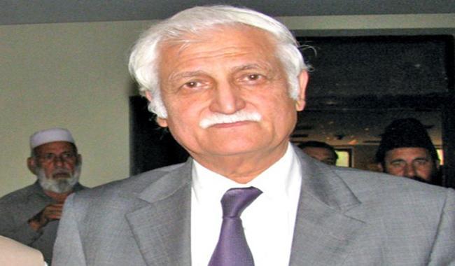 Who issued Osama, Mansour Pak passports: Farhatullah