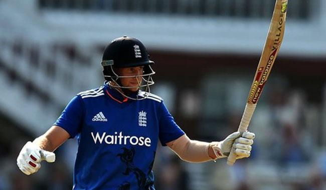 Root propels England to 2-0 lead despite Sarfraz ton