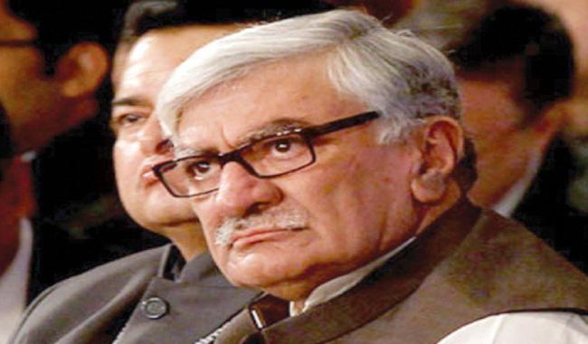 Won't tolerate harassment of Afghan refugees: Asfandyar