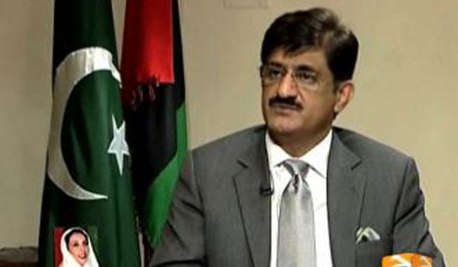 MQM offices bulldozed with my consent: Sindh CM