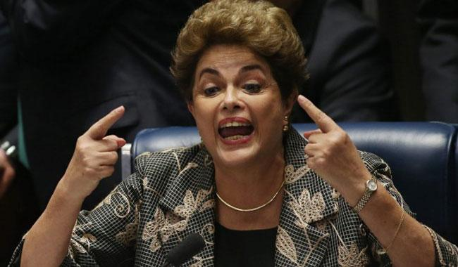 Senate removes President Dilma from office