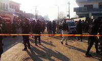 Interior Sindh has a history of suicideattacks, targeted killings