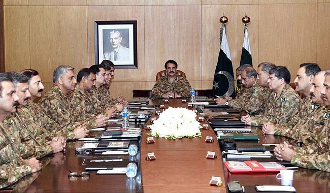 Army ready to counter threats: commanders