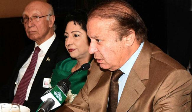 Nawaz seeks priority access to US markets for Pak goods