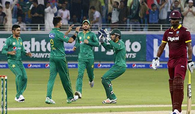 Buoyed up Sarfraz eyes series win against WI