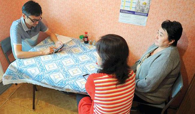 Migrant workers in Moscow face discrimination