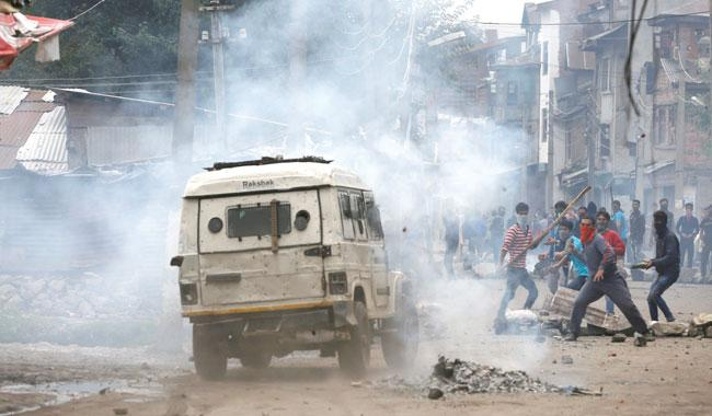 3,576 arrested, 345 booked in IHK to quell unrest