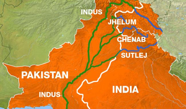 India can partially block water in winters when flows ebb