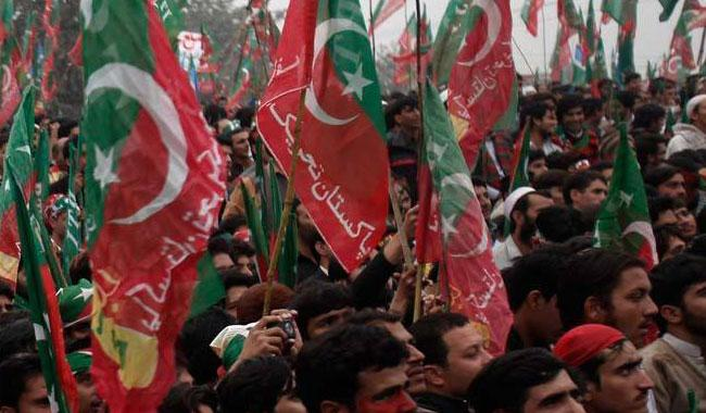 PTI allowed to hold rally at its own risk