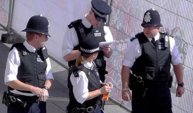 Incitement of violence unacceptable: UK