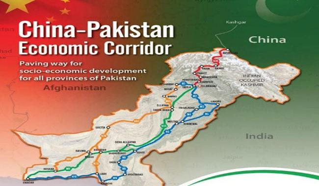 CPEC supports machineryimports; textile exports fall