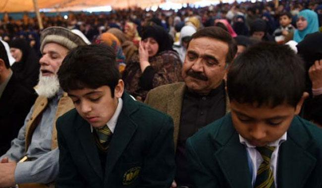 Parents of martyred APS students seek judicial probe into attack