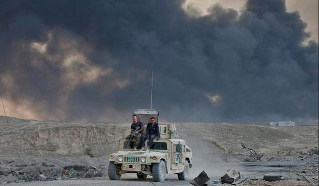 'Mosul battle will be big, won't end soon'