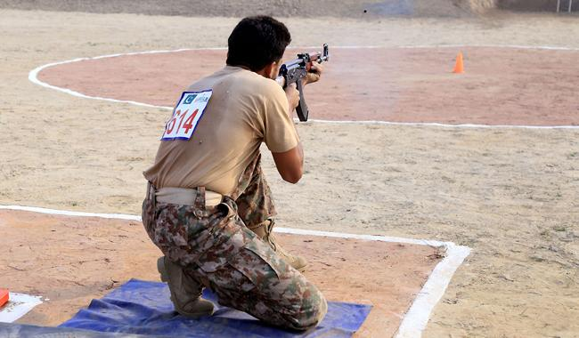 Pakistan Army sets high training standards: observers