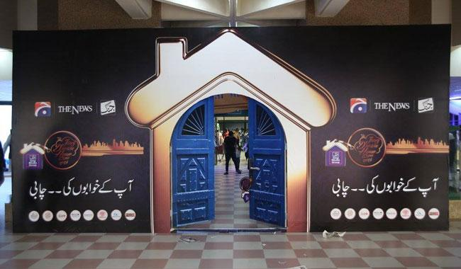 Over 50,000 people visit Jang Dream Home Expo-2016