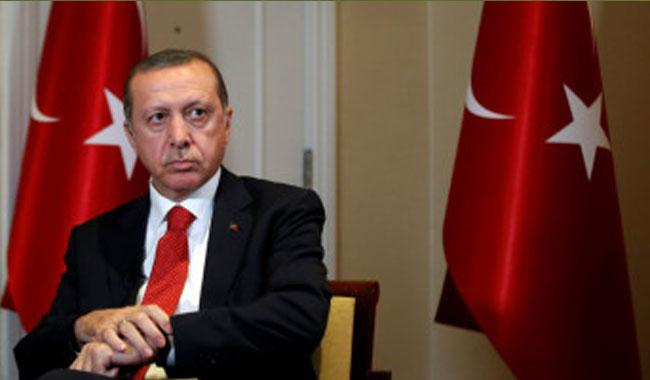 Turkey's ruling party has completed proposal on presidency: PM