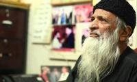 Let's fight polio like Edhi did