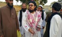 ASWJ in NA-258 by-election race too, just to show clout