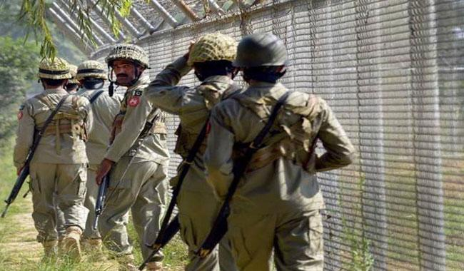 India continues unprovoked firing on LoC, Working Boundary