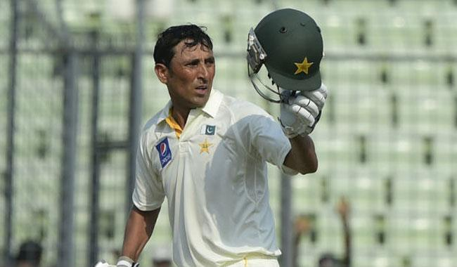 Prolific Younis climbs to No 2 in Test rankings