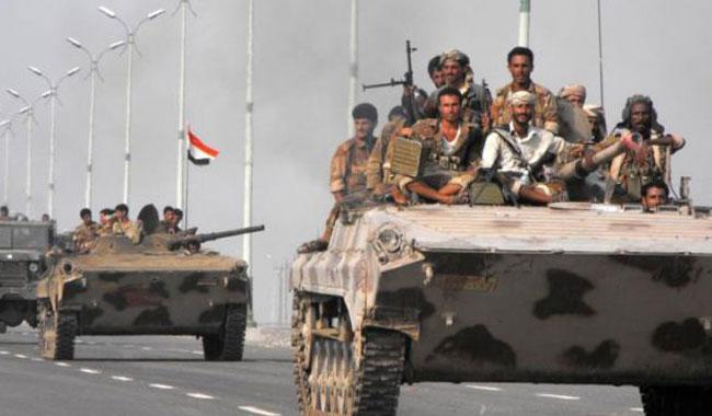 Yemeni foes fight in Marib