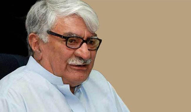 Unconstitutional change not acceptable: Asfandyar