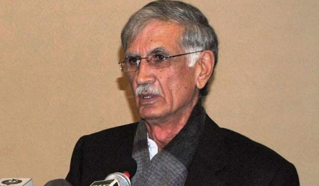 PTI is Pathan and if we become rebels some other slogan will be raised: KP CM