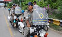 Motorway cops fine NHA chairman, pay the price