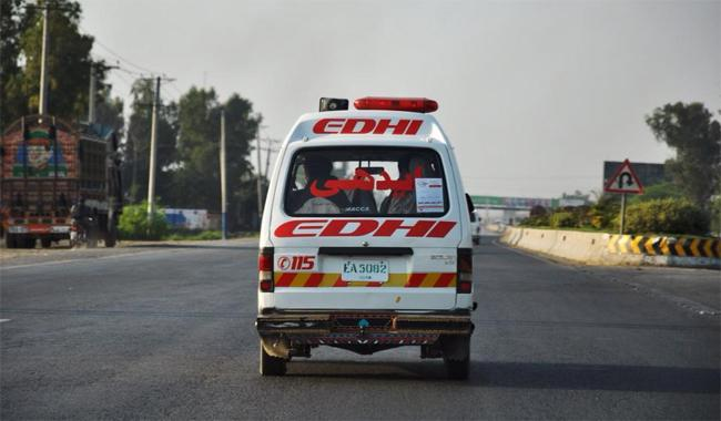 Malik Riaz donates 10 ambulances to Edhi Foundation