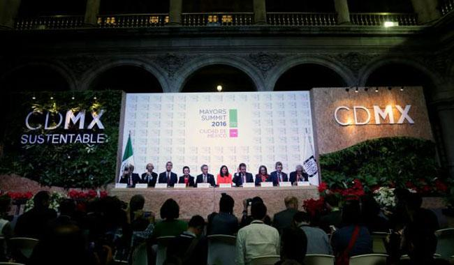 Megacities key to reaching global climate goals