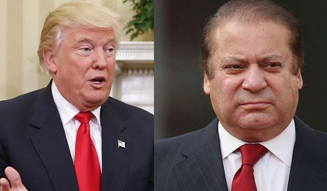 Trump-Nawaz phone call attracts world media