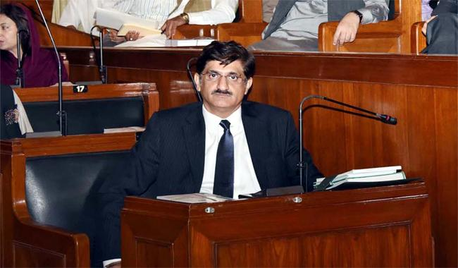 Murder accused appointed PSO to CM Sindh