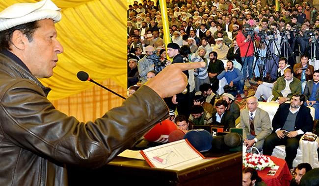 Imran vows to end corruption in 90 days if voted to power