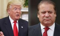Nawaz, Trump talk causes discomfort to India, PM's detractors